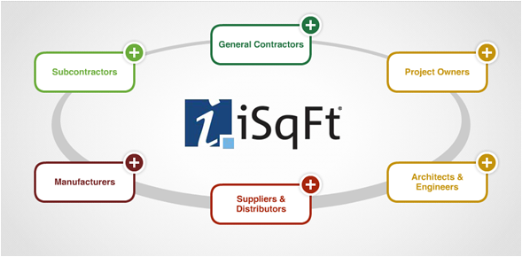 Half A Million People Connected Isqft