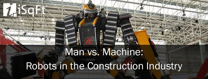 Robots in the Construction Industry