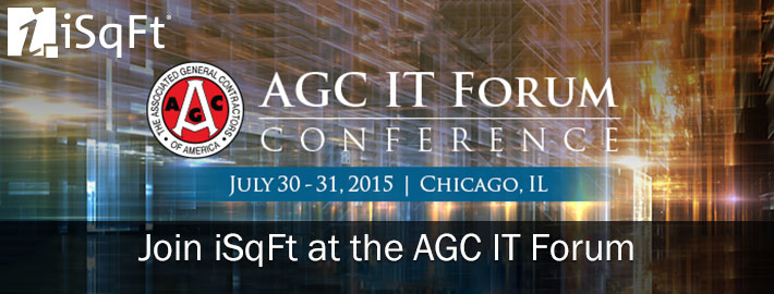 iSqFt at AGC IT Conference