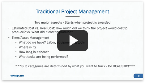 Project Management: part 1